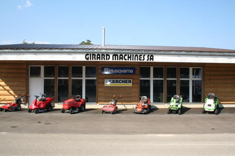 girard machine